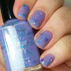 Painted Nubbs: Daphine Polish At The Stars