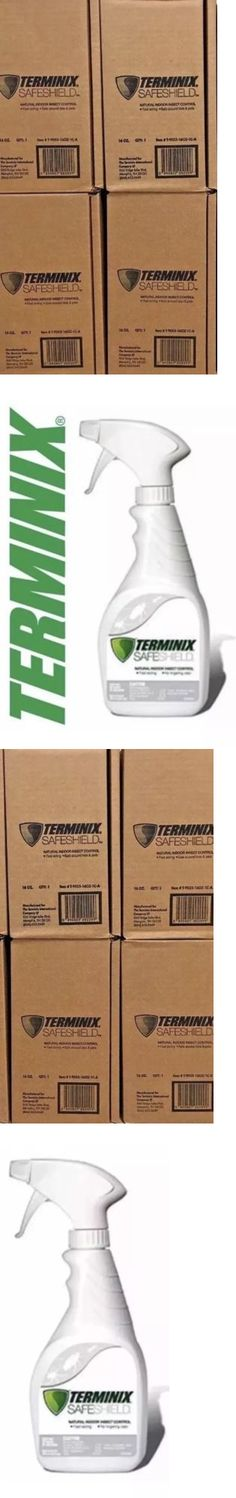 Insect Repellent Sprays 181038: Lot 4 Terminix Safeshield Natural Indoor Insect Control Safe Around Kids And Pets. -> BUY IT NOW ONLY: $27.95 on #eBay #insect #repellent #sprays #terminix #safeshield #natural #indoor #control #around