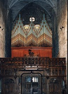 Le grand orgue de l'Eglise St Malo a Dinan 22