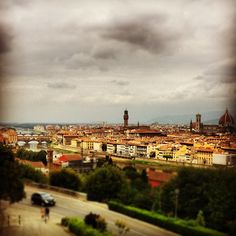 """""""Florence is a fairy tale."""" #travel #italy"""