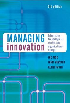 Managing innovation #book #albertobokos