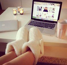 Lazy day uploaded by Celina Röxeis on We Heart It Pyjamas, Hygge, Alena Shishkova, Ugg Boots Sale, Lounge, Just Girly Things, Girly Stuff, Beautiful Things, Girls World