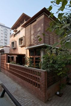 the green house by hiren patel architects house interior designinterior - Homes Interior Designs