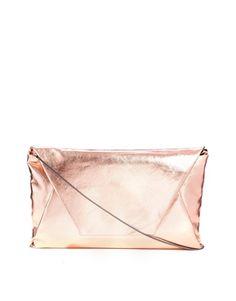 Coast Metallic clutch Bag 2582.55