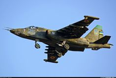 Su-25 | Picture of the Sukhoi Su-25 aircraft