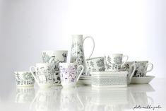 Arabia Emilia – Raija Uosikkisen mestariteos Kitchenware, Tableware, Kitchen Dining, Retro Vintage, Pottery, Mugs, Antiques, Glass, Design