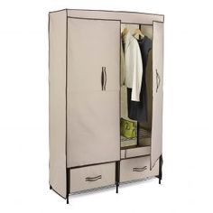 Honey-Can-Do Portable Wardrobe Storage