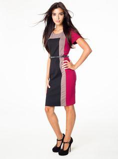 Mindy Knit City Dress