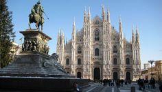 Milan, en Italia