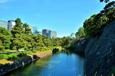 Imperial Palace East Gardens, Tokyo