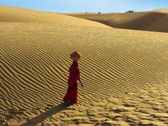 Desierto del Thar. Trasladarse a épocas pasadas nunca fue tan fácil.