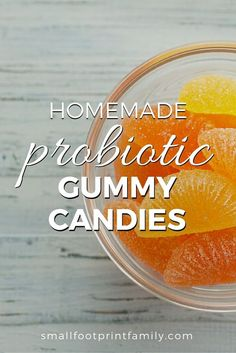 Probiotic Gummy Candies This gummy candy recipe is low in sugar with the nutrition of real fruit and full-fat coconut milk, plus the gut healing benefits of gelatin and probiotics. Gelatin Recipes, Candy Recipes, Real Food Recipes, Snack Recipes, Jello Recipes, Beef Gelatin, Fudge Recipes, Probiotic Foods, Fermented Foods