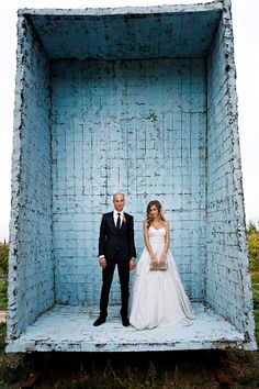 They say this is from a wedding in France, I say it proves strange people are everywhere!