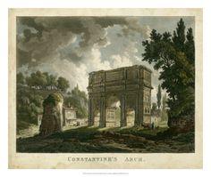 World Art Group, Constantine's Arch, Merigot