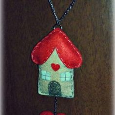 love-house-necklace