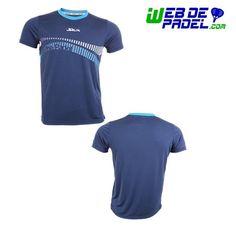 Imagenes de deporte y padel Camiseta Siux Feel Padel - http://webdepadel.com/camiseta-siux-feel-padel