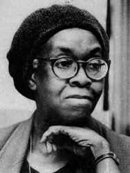 Here is a poem by Pulitzer prize-winning, African American Chicago poet Gwendolyn Brooks: You were born, you died. It is just that you never giggled or planned or cried.