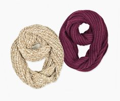 the burgundy one :) Eternity Scarves Garage Clothing, Jace Wayland, Cozy Scarf, Boutique Ideas, Holiday Wishes, Cassandra Clare, Winter Accessories, Clothing Ideas, Scarfs