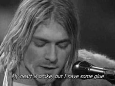 Discovered by btzlamia. Find images and videos about black and white, quotes and grunge on We Heart It - the app to get lost in what you love. Nirvana Frases, Nirvana Quotes, Kurt Cobain Quotes, Nirvana Lyrics, Nirvana Kurt Cobain, Nirvana Art, Music Love, Rock Music, Club 27