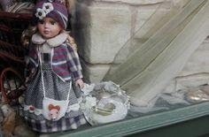 Qualquer bonequinha de porcelana, até mesmo na República Checa faz lembrar a nossa infância