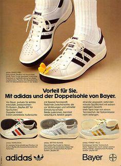 e9eb73e21 adidas Originals Tennis Adidas Classic Shoes, Classic Sneakers, Retro Adidas  Shoes, Best Sneakers