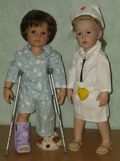 VALENTIN et MARION. www.Lilianedolls.skyrock.com.