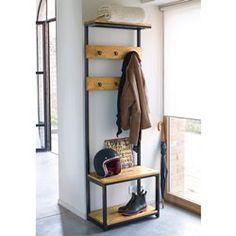 meuble d 39 entr e hiba la redoute interieurs meuble vestiaire et la redoute. Black Bedroom Furniture Sets. Home Design Ideas
