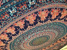 Popular Twin Hippie Indian Tapestry Elephant Mandala Thro... https://www.amazon.com/dp/B01H080388/ref=cm_sw_r_pi_dp_x_gntlybRFMP2X3