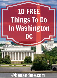 Ben and Me: W is Washington DC (a Comprehensive List of Resources to Study or Visit Our Nation's Capital)