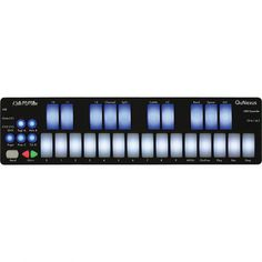 https://www.i-sabuy.com/ Product Overview The QuNexus Smart Sensor Keyboard Controller from Keith McMillen Instruments is a 25-key USB MIDI controller that features versatile …