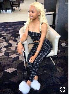 Shop our online store for blonde hair wigs for women.Blonde Wigs Lace Frontal Hair Hd Lace Front Wigs From Our Wigs Shops,Buy The Wig Now With Big Discount. Cute Swag Outfits, Trendy Outfits, Summer Outfits, Girl Outfits, Fashion Outfits, Black Girl Fashion, Teen Fashion, Fashion Models, Womens Fashion