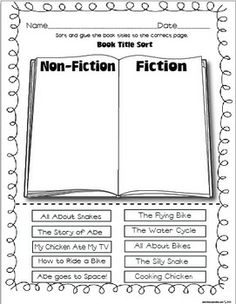 209 best Nifty Nonfiction Text & Graphic Features images on ...