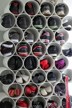 Dream Closet DIYs: 10 Ways to Organize & Store Accessories