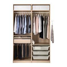 IKEA - ПАКС, Гардероб, -, , Бесплатно 10 лет гарантии. Подробнее об условиях гарантии – в гарантийной брошюре.Эту комбинацию ПАКС/КОМПЛИМЕНТ можно адаптировать в соответствии с вашими потребностями, воспользовавшись программой для проектирования гардеробов ПАКС.Раздвижные дверцы не требуют места при открывании.Для организации внутреннего пространства можно дополнить внутренними элементами серии КОМПЛИМЕНТ.Регулируемые ножки позволяют скорректировать неровности пола.