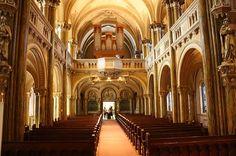 St. Rose Cathedral, Viterbo  University, LaCrosse, WI