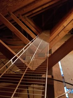 Wire Shelving To Expand Attic Storage Wardrobe Closet Stairs