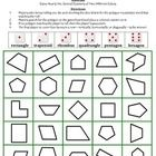 Shape Up is a 2-player geometry game that allows students to practice identifying polygons such as rectangles, rhombuses, trapezoids, quadrangles, ...