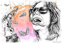 Sonnentanz by Eva-Maria Birkhoff Illustration, Art, Sun, Art Background, Kunst, Illustrations, Performing Arts, Art Education Resources, Artworks