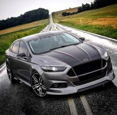 Ford Fusion Custom, Ford Taurus Sho, Ford Interior, Combustion Chamber, Hot Rides, Car Ford, Mazda, Cool Cars, Super Cars