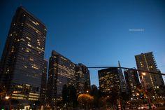 Night @ San Francisco Downtown