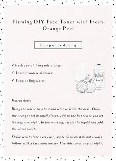 Orange Peel Powder – Benefits for Your Skin & 10 Amazing Recipes – Orange Peel … – Keep up with the times. We're here for you. Face Mask Peel Off, Face Mask For Pores, Acne Face Mask, Toner For Face, Face Face, Face Masks, Orange Peels Uses, Diy Turmeric Face Mask, Pore Mask