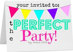 ATTENTION: For Pinners Who Pin with Mobile Devices /OR Pinners Who are NOT Aware of Board Rules: NOTE:  The Perfect Party! ~ Inspiration Board for Creating 'The Perfect Party!'  → √NO SPAM √Content will be reported & you WILL be removed! √Note: NO PINS ALLOWED WITH PRICE TAGS!√NO WEDDING DRESSES (there are many Wedding Boards - This Board is Party only - Also, I remove any pins that are not related to Board topic. Thank You ♥ Kimm