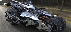 ArtStation - 4 Wheel Armored Car, Paul Dave Malla