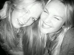 Erin Heatherton and Candice Swanepoel