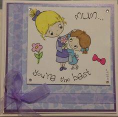 Mams birthday card