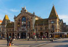 Fővám tér, Budapest Hungary