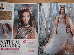 Barbie Catalog Spring 2015 Scarlett O'Hara Faraway Forest Classic Magazine New
