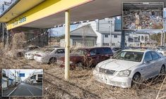 Haunting images show abandoned Fukushima years after nuclear disaster