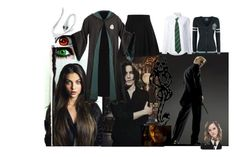 """Unbenannt #339"" by laviniaslytherin ❤ liked on Polyvore featuring art"