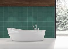 Wall Tiles, Cement Tiles, Artistic Tile, Square, Modern Materials, Wabi Sabi, Your Space, Basin, Indoor